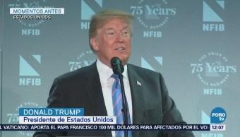 Donald Trump critica a México por inmigración ilegal en EU
