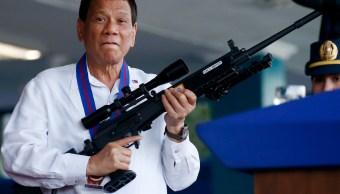 Rodrigo-Duterte-Filipinas-Drogadicción-Presidente