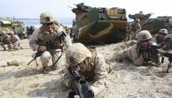 Pentágono descarta cancelar ejercicios de Seúl y Washington