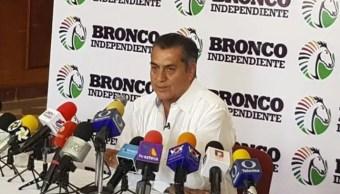 'El Bronco' pide a Meade y a Anaya que declinen