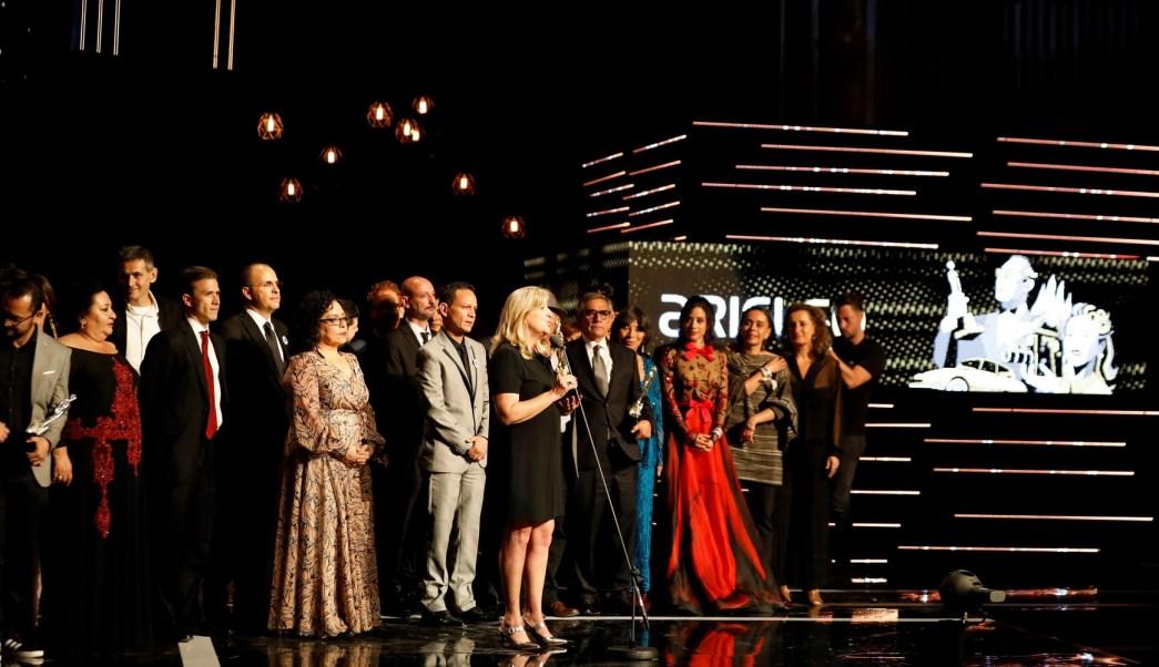 'Sueño en otro idioma' y 'La región salvaje' conquistan premios Ariel