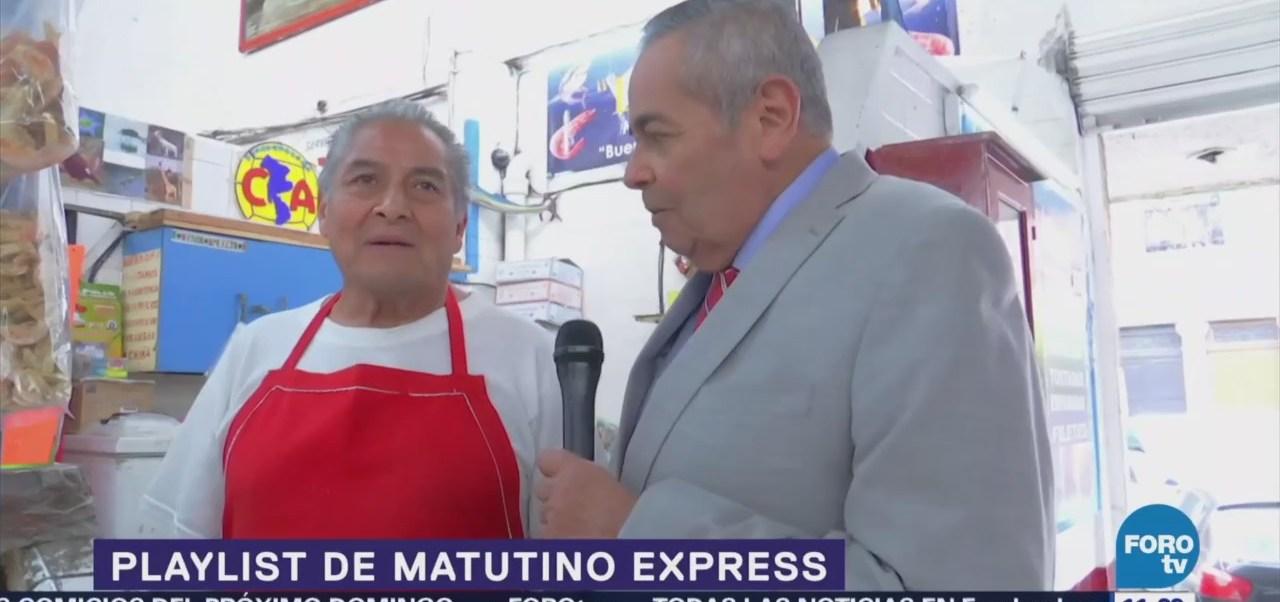 Rudo Realiza Mercados Playlist Matutino