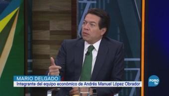 Entrevista a Mario Delgado Maricarmen Cortés Marco Antonio Mares