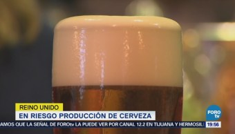 Escasea Dióxido Carbono Europa Peligra Cerveza