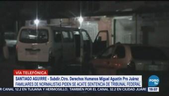 Especialistas explican decisión judicial en Caso Ayotzinapa