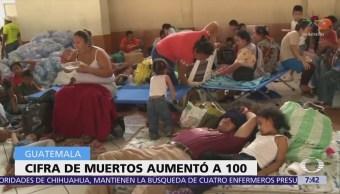 Especialistas mexicanos en quemaduras llegan a Guatemala