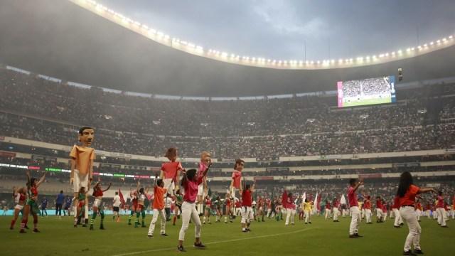 Muere un aficionado durante el partido México-Escocia