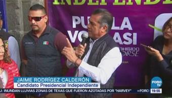 Estado Delincuentes Señala Jaime Rodríguez Calderón Bronco