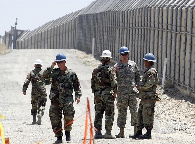 Estados Unidos renovación valla fronteriza San Diego Tijuana