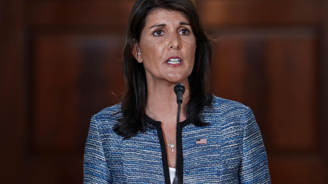 Estados Unidos se retira Consejo Derechos Humanos ONU