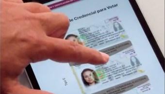 Vence plazo para solicitar reimpresión de credencial del INE