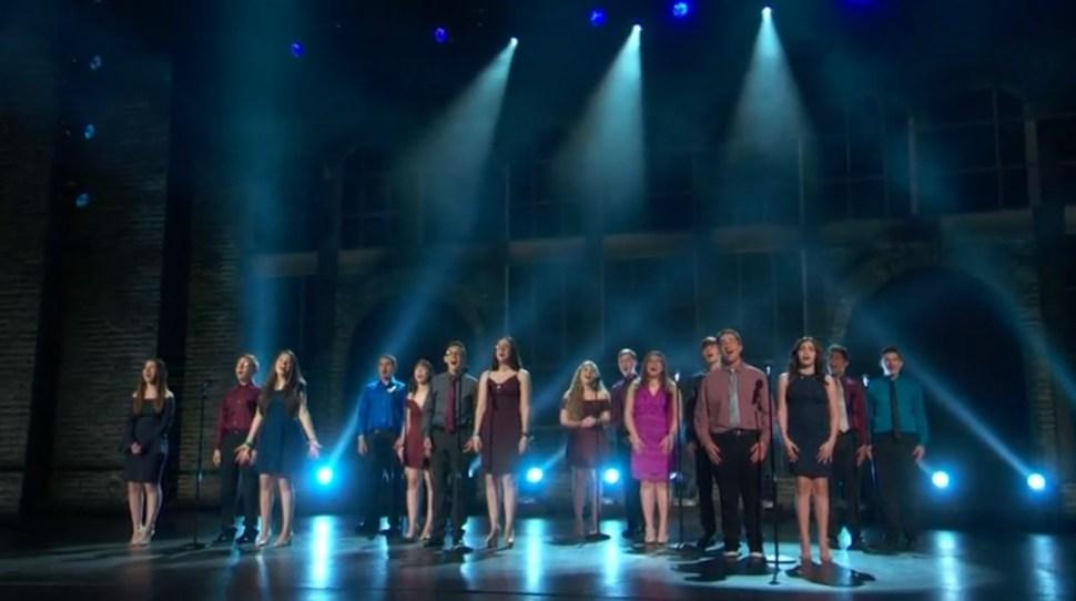 Estudiantes de Melody Herzfeld aparecieron en el escenario de los Tony