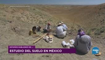 Estudio Suelo México Elizabeth Solleiro Geología