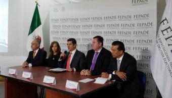 Fepade: 14 mil agentes atenderán denuncias electorales el 1 de julio