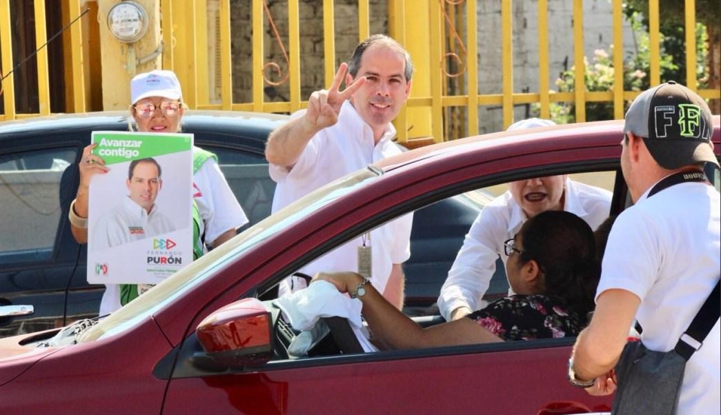 Identifican al homicida del candidato Fernando Purón