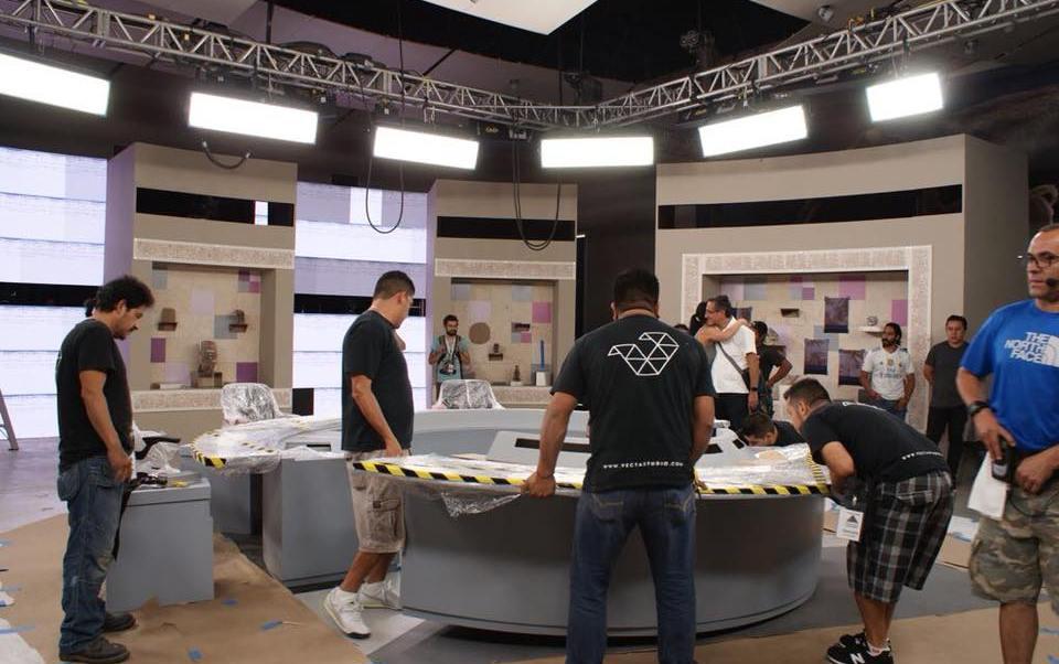 INE se reporta listo para tercer debate presidencial