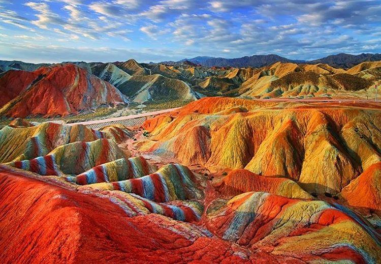 Es nuestro deber proteger la montaña de Siete Colores — Presidente Vizcarra