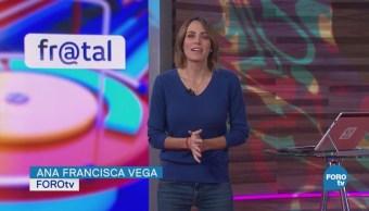 Fractal: Programa del 5 de junio de 2018
