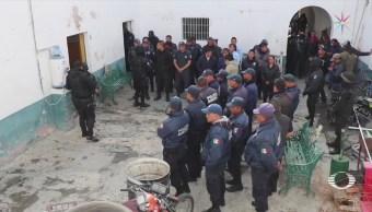 Fuerzas Federales Toman Control Ciudad Serdán