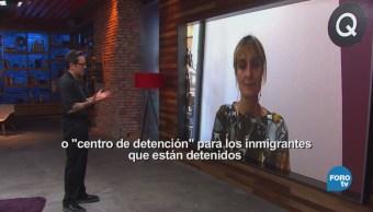 Genaro Lozano Entrevista A Annalisa Merelli
