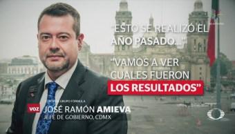 Cdmx Pagó Contratos Millonarios ISR Administración Mancera
