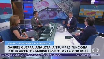 Guerra comercial de Trump, análisis en Despierta con Loret