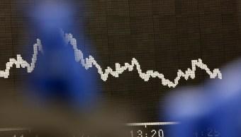 Guerra comercial detiene impulso de acciones europeas