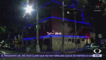 Hallan cadáver en hotel de la delegación Miguel Hidalgo