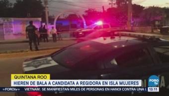 Hieren Candidata PRI Isla Mujeres Quintana Roo