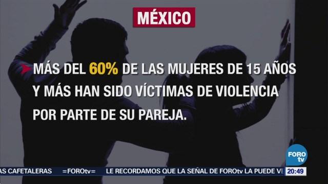 Hombres Acuden Terapia Dejar Violentar Mujeres