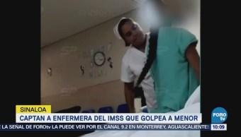 IMSS identifica a enfermera que golpea a niña hospitalizada
