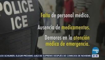 Indocumentados mueren por falta de atención médica
