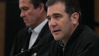 Presidente del INE descarta fraude electoral el 1 de julio
