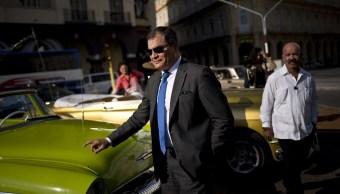 Investigarán expresidente Rafael Correa secuestro opositor