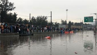 Iztapalapa, delegación más afectada por lluvias en la CDMX