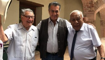 Delincuentes deben temer a autoridades, dice Jaime Rodríguez