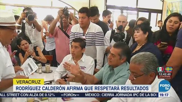 Jaime Rodríguez Calderón Recorre Puerto Veracruz