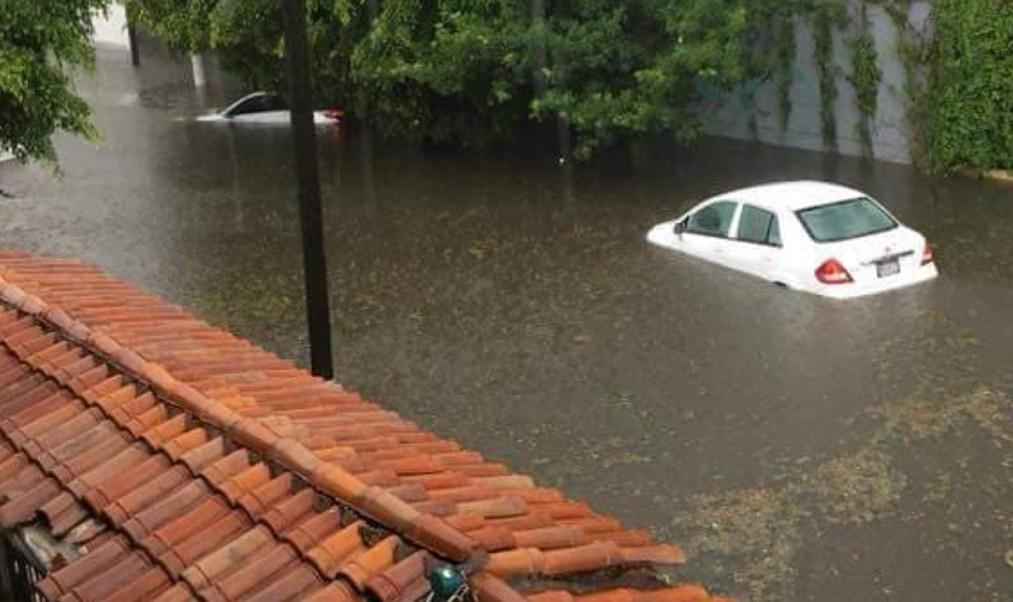 Lluvia del domingo en Guadalajara superó la media histórica