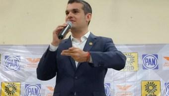 Riobóo estaba inhabilitada en administración de AMLO