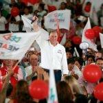José Antonio Medae pide el voto a las fuerzas armadas