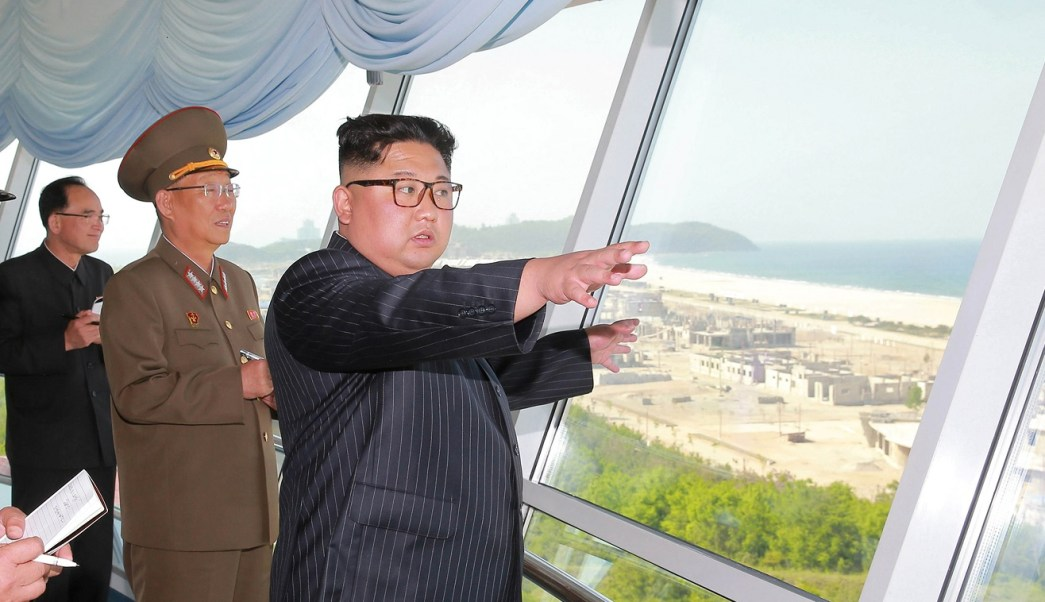 Putin invita a Kim Jong-un a visitar Rusia en septiembre
