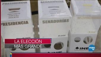 Cómo votar en elecciones, explica consejero
