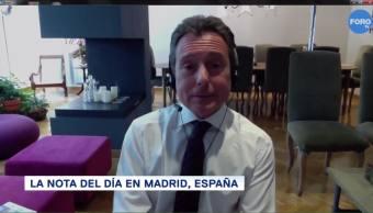 La nota del Día en Madrid, España