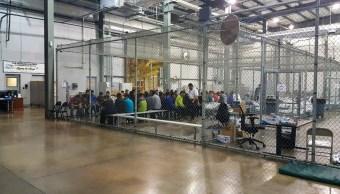 Migrantes describen centros de detención llamados La Perrera y La Hielera