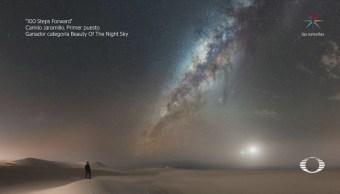 Mejores Fotografías Concurso Tierra Cielo Observatorio Astronómico Estados Unidos