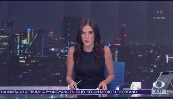 Las noticias, con Danielle Dithurbide: Programa del 11 de junio del 2018