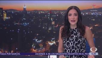 Las noticias, con Danielle Dithurbide: Programa del 4 de junio del 2018