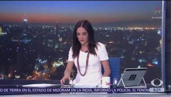 Las noticias, con Danielle Dithurbide: Programa del 5 de junio del 2018