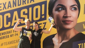 Latina sorprende ganar primarias demócratas en NY