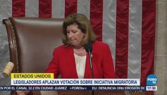 Legisladores estadounidenses escuchan el llanto